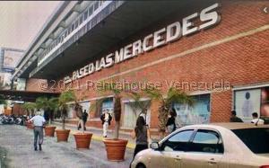 Local Comercial En Ventaen Caracas, Las Mercedes, Venezuela, VE RAH: 21-19637