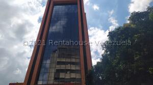 Oficina En Alquileren Caracas, El Recreo, Venezuela, VE RAH: 21-19978