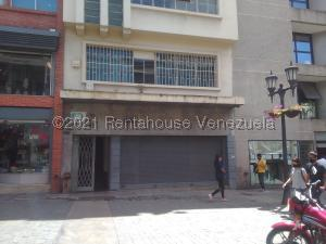 Oficina En Ventaen Caracas, Parroquia Catedral, Venezuela, VE RAH: 21-19770
