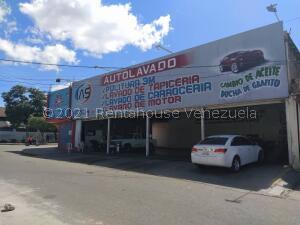 Galpon - Deposito En Alquileren Barquisimeto, Parroquia Concepcion, Venezuela, VE RAH: 21-19963