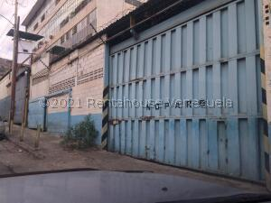 Galpon - Deposito En Ventaen Caracas, La Yaguara, Venezuela, VE RAH: 21-19974