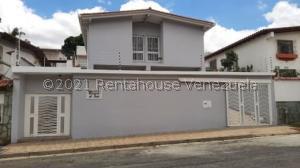 Casa En Ventaen Caracas, Macaracuay, Venezuela, VE RAH: 21-20135