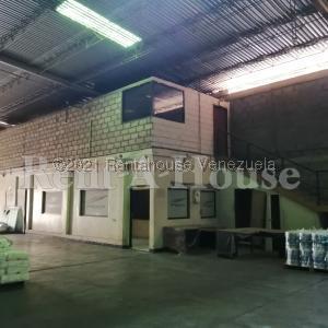 Galpon - Deposito En Alquileren Municipio San Francisco, Zona Industrial, Venezuela, VE RAH: 21-20186