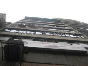Apartamento En Ventaen Caracas, Parroquia Catedral, Venezuela, VE RAH: 21-20856
