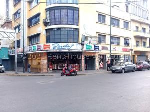 Local Comercial En Ventaen Caracas, Centro, Venezuela, VE RAH: 21-20382