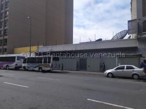 Local Comercial En Ventaen Caracas, Parroquia Catedral, Venezuela, VE RAH: 21-20412