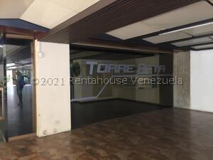 Oficina En Alquileren Caracas, Los Ruices, Venezuela, VE RAH: 21-20510