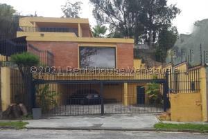 Casa En Ventaen Caracas, El Placer, Venezuela, VE RAH: 21-3385