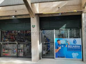 Local Comercial En Ventaen Caracas, Parroquia Santa Rosalia, Venezuela, VE RAH: 21-20543