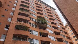Apartamento En Alquileren Caracas, El Rosal, Venezuela, VE RAH: 21-20603