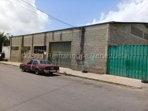 Galpon - Deposito En Alquileren Barquisimeto, Parroquia Union, Venezuela, VE RAH: 21-20726