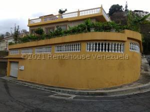 Casa En Ventaen Caracas, Colinas De Los Chaguaramos, Venezuela, VE RAH: 21-20650