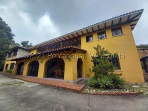 Casa En Ventaen Caracas, La Lagunita Country Club, Venezuela, VE RAH: 21-20714