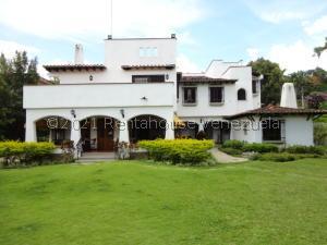 Casa En Ventaen Caracas, La Lagunita Country Club, Venezuela, VE RAH: 21-20750