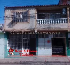 Apartamento En Ventaen San Cristobal, Tachira, Venezuela, VE RAH: 21-20808