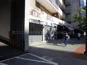 Local Comercial En Ventaen Caracas, Chacao, Venezuela, VE RAH: 21-20880