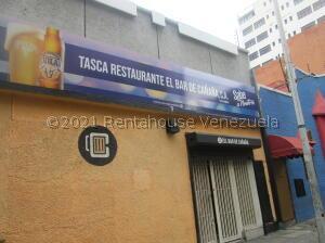 Negocios Y Empresas En Ventaen Caracas, Sabana Grande, Venezuela, VE RAH: 21-20974