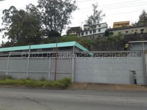 Galpon - Deposito En Alquileren Caracas, Mariche, Venezuela, VE RAH: 21-21073