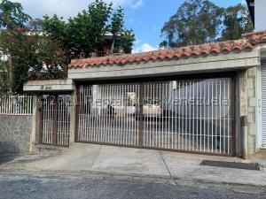 Casa En Ventaen Caracas, Los Naranjos Del Cafetal, Venezuela, VE RAH: 21-21101