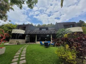 Casa En Ventaen Caracas, La Lagunita Country Club, Venezuela, VE RAH: 21-21599