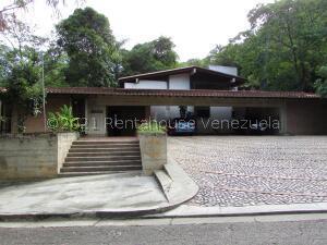 Casa En Ventaen Caracas, Lomas Del Mirador, Venezuela, VE RAH: 21-21363