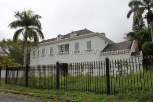 Casa En Ventaen Caracas, La Lagunita Country Club, Venezuela, VE RAH: 21-21546