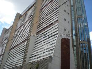 Oficina En Ventaen Caracas, Parque Central, Venezuela, VE RAH: 21-21567