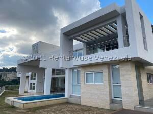 Casa En Ventaen Caracas, Colinas Del Tamanaco, Venezuela, VE RAH: 21-21570