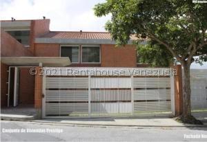 Casa En Ventaen Caracas, Alto Hatillo, Venezuela, VE RAH: 21-21848