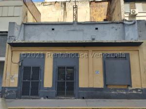 Local Comercial En Ventaen Caracas, Parroquia Catedral, Venezuela, VE RAH: 21-21806