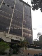 Oficina En Ventaen Caracas, Macaracuay, Venezuela, VE RAH: 21-24509