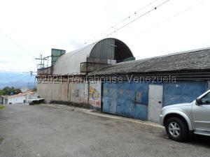 Galpon - Deposito En Alquileren Municipio Los Salias, El Cují, Venezuela, VE RAH: 21-21916