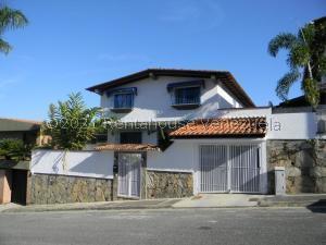 Casa En Ventaen Caracas, Los Naranjos Del Cafetal, Venezuela, VE RAH: 21-21926