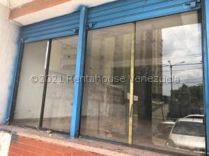 Local Comercial En Ventaen Municipio Naguanagua, Casco Central, Venezuela, VE RAH: 21-22261