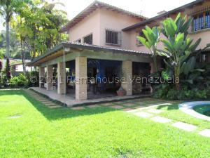 Casa En Ventaen Caracas, Alto Hatillo, Venezuela, VE RAH: 21-22271