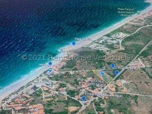 Terreno En Ventaen Margarita, Playa El Agua, Venezuela, VE RAH: 21-22299