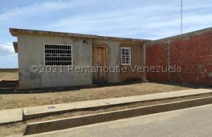 Casa En Ventaen Coro, Sector Los Perozos, Venezuela, VE RAH: 21-23768