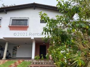 Casa En Alquileren Caracas, La Boyera, Venezuela, VE RAH: 21-22466