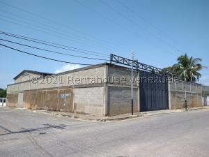 Galpon - Deposito En Ventaen Yaritagua, Municipio Peña, Venezuela, VE RAH: 21-22531