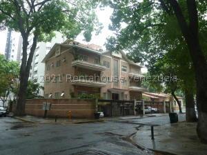 Apartamento En Alquileren Caracas, El Rosal, Venezuela, VE RAH: 21-22600