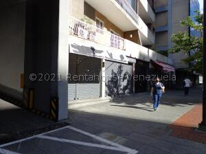 Local Comercial En Ventaen Caracas, Chacao, Venezuela, VE RAH: 21-22626