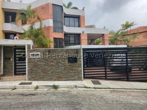 Casa En Ventaen Caracas, Los Naranjos Del Cafetal, Venezuela, VE RAH: 21-22705