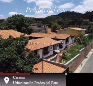 Casa En Ventaen Caracas, Prados Del Este, Venezuela, VE RAH: 21-22615