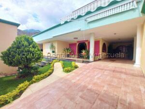 Casa En Ventaen Maracay, El Castaño, Venezuela, VE RAH: 21-22789