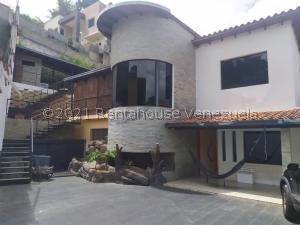 Casa En Ventaen Caracas, Los Robles, Venezuela, VE RAH: 21-22993