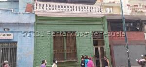 Casa En Ventaen Caracas, Parroquia La Candelaria, Venezuela, VE RAH: 21-23056