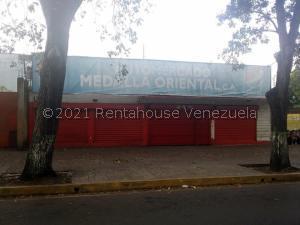 Local Comercial En Ventaen Maturin, Maturin, Venezuela, VE RAH: 21-23105