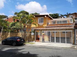 Casa En Alquileren Caracas, La Boyera, Venezuela, VE RAH: 21-23124