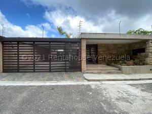 Casa En Ventaen Caracas, Colinas Del Tamanaco, Venezuela, VE RAH: 21-23231