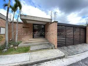 Casa En Ventaen Caracas, Colinas Del Tamanaco, Venezuela, VE RAH: 21-23280